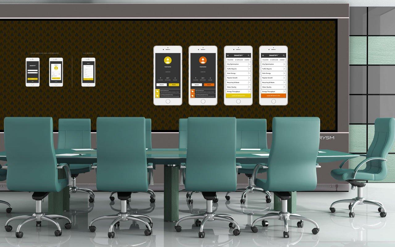6K LPD Executive Boardrooms