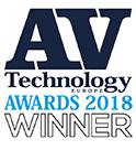 AV technology Logo