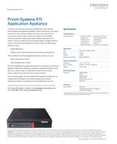 Prysm_X15_Spec_Sheet