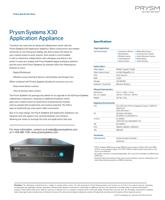 Prysm_X30_Spec_Sheet