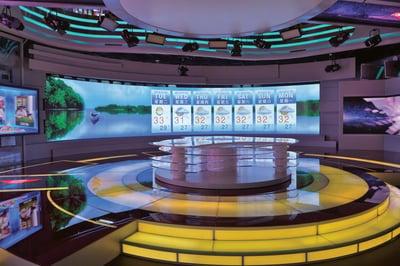 Beijing TV, Multimedia Studio