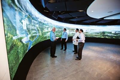 GE, Customer Experience Center