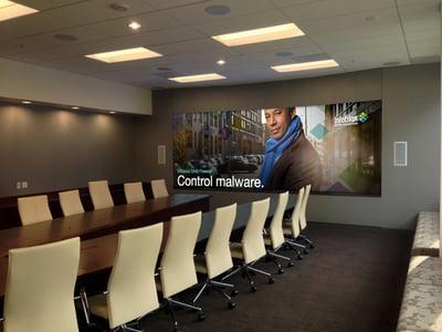 Infoblox, Executive Briefing Center