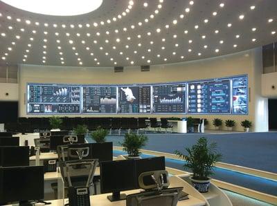 State Grid Corporation of China, Jiangsu Electric Power Company, Control Center