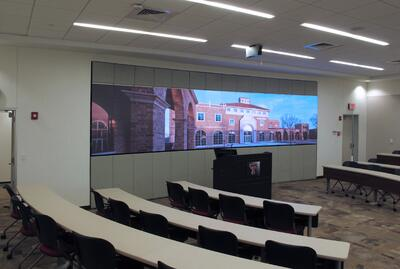 Texas Tech University, Terry Fuller Petroleum Engineering Research Building