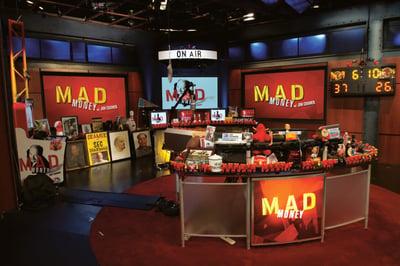 CNBC, Mad Money Studio